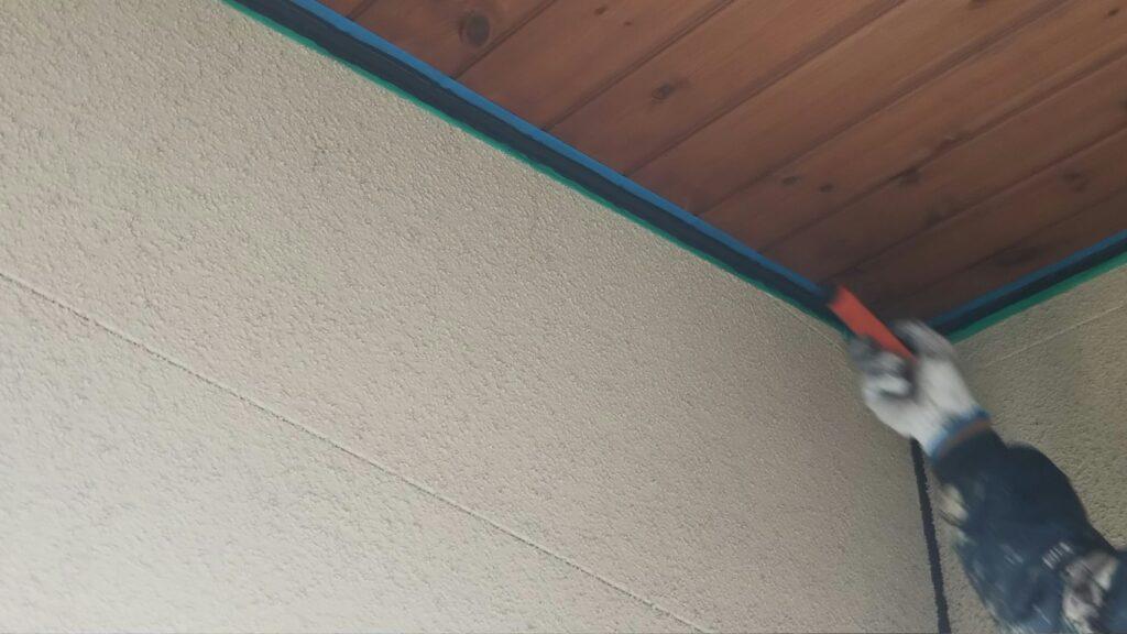 安八郡 O様邸 外壁色をガラッと変えて家のイメージを一新しました!