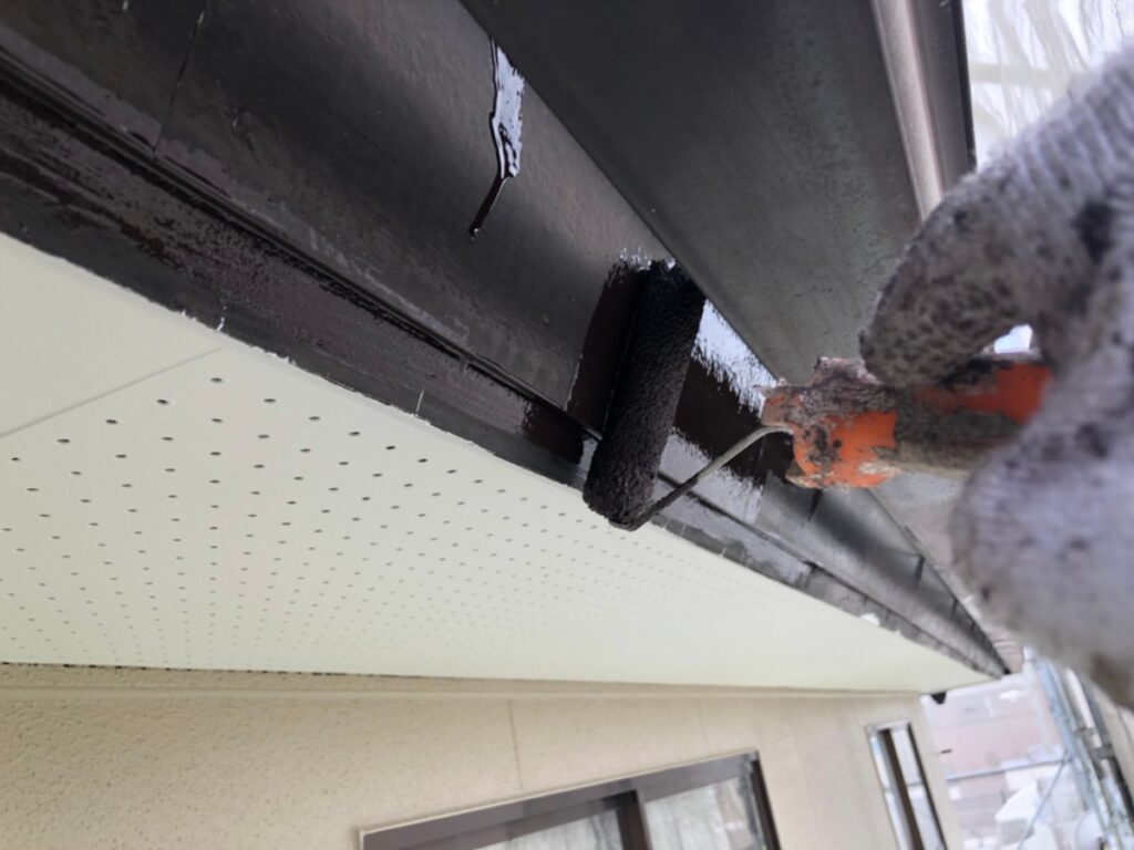 岐阜市 S様邸 高耐久シリコン塗料で外壁塗装工事しました。