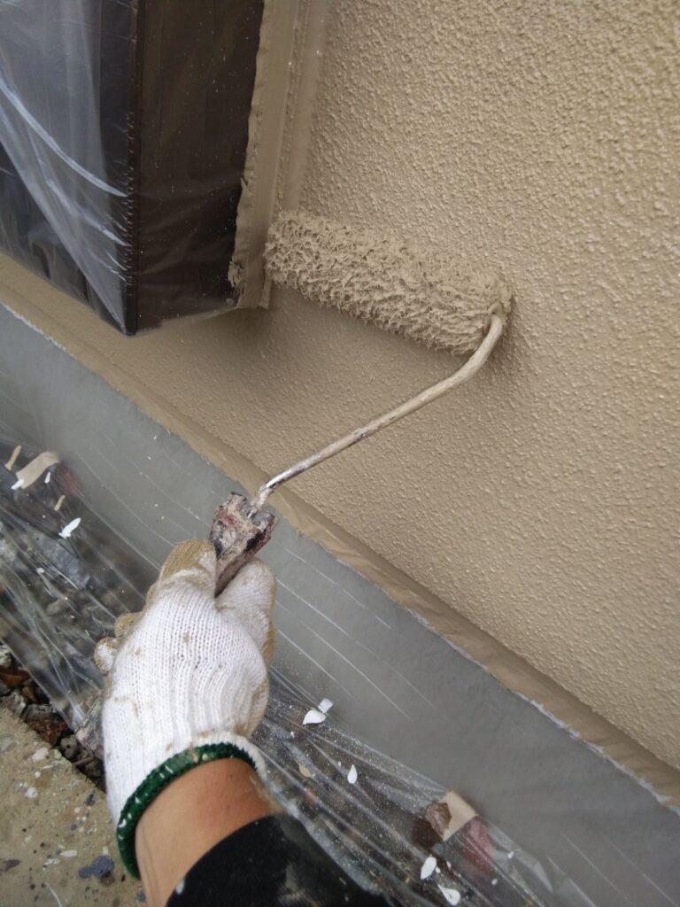 瑞穂市 K様邸 外壁塗装工事