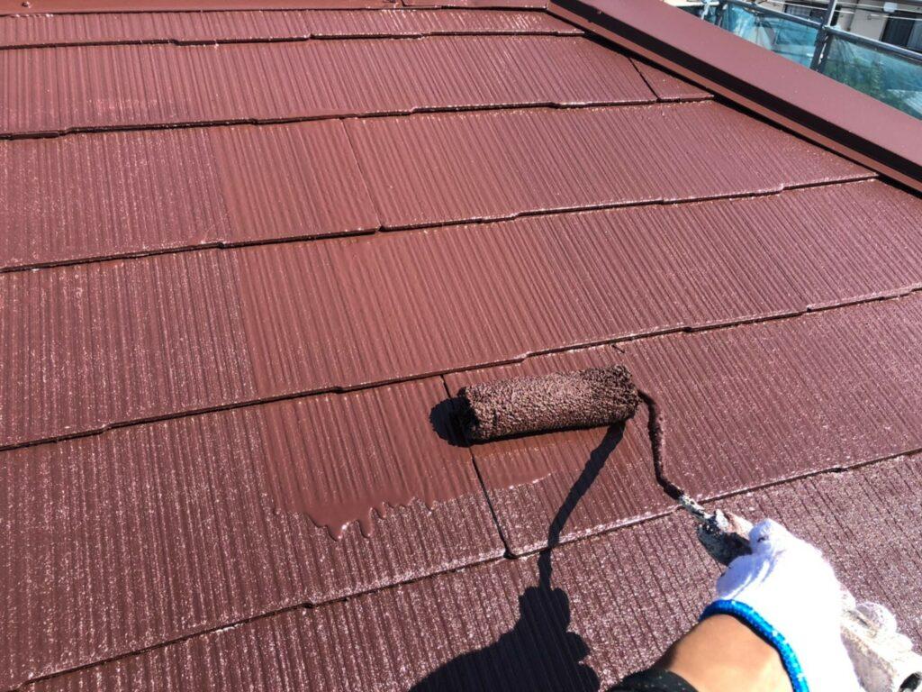 大垣市 H様邸 遮熱塗料で外壁と屋根の塗装を行いました。